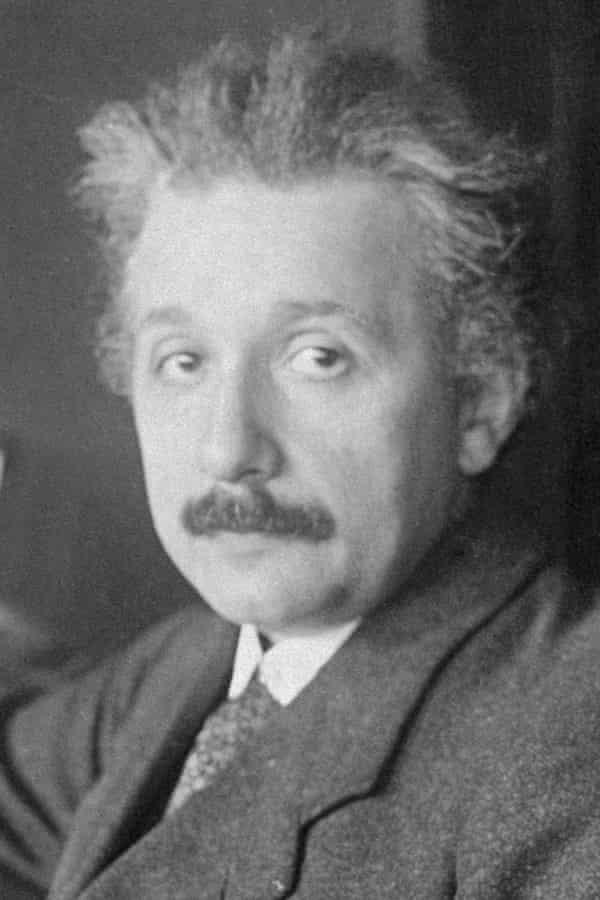 Albert Einstein believed ripples of gravitational energy cross the universe.