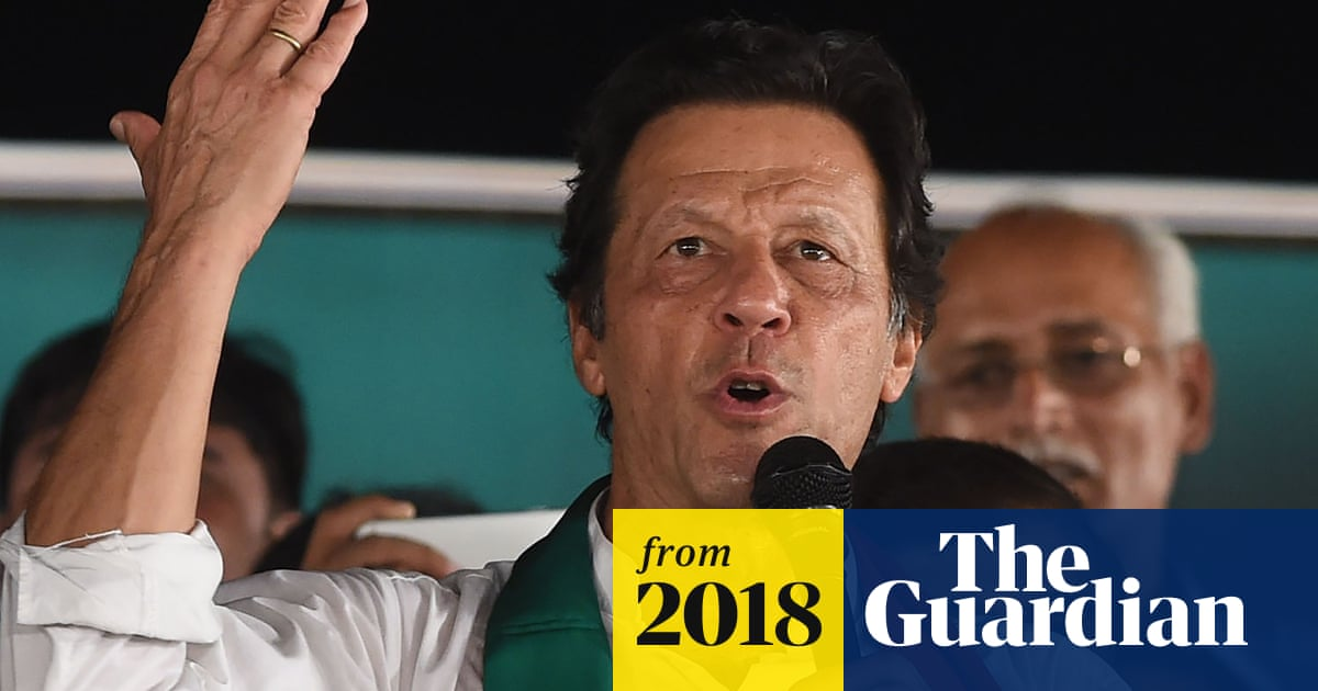 Imran Khan near victory in Pakistan election but some ask if