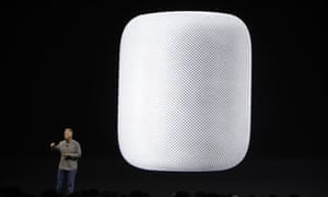 The HomePod.