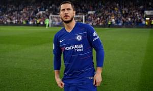 Eden Hazard has again been sensational for Chelsea