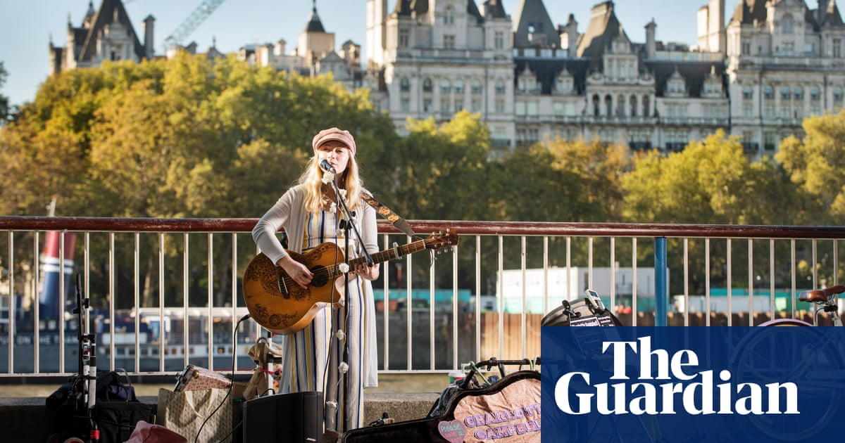 Where The Streets Have No Change How Buskers Are Surviving