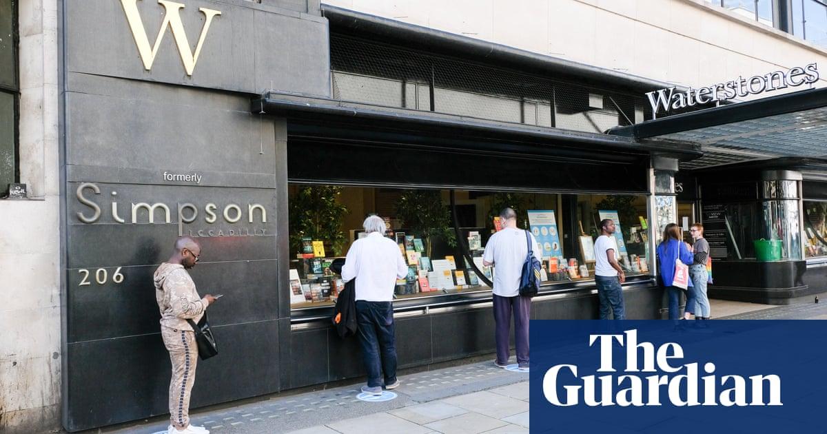 Crime fiction boom as book sales rocket past 2019 levels