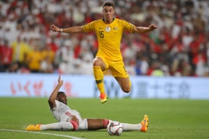 Asian Cup action