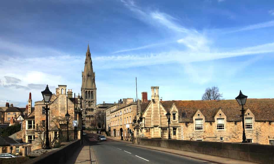 Stamford, Lincolnshire: 'You can't move for heritage trails.'