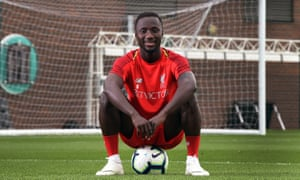 official photos ae703 2f62b Naby Keïta: 'As a child, I played in the streets wearing a ...