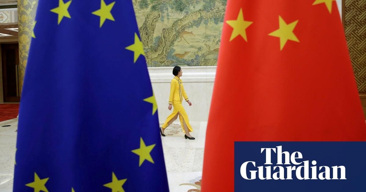 EU parliament 'freezes' China trade deal over sanctions