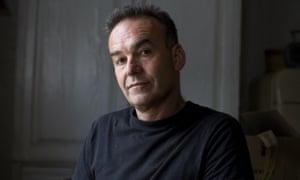 Nick Broomfield, documentary film maker.
