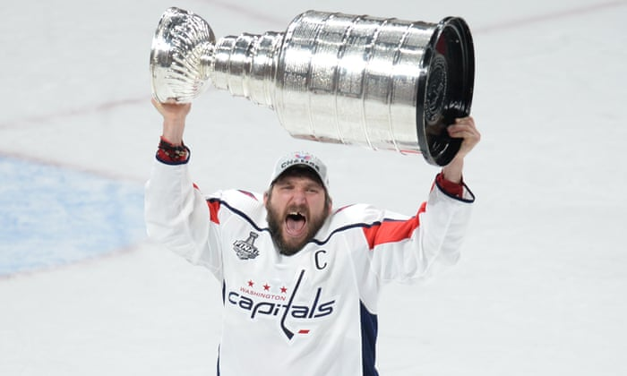 51a2ec451a6 Capitals win first Stanley Cup after game five victory over Golden Knights.  Washington ...
