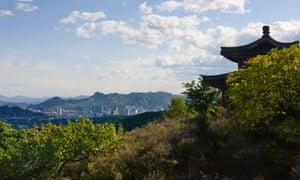 Chengde, Hebei Province, China.