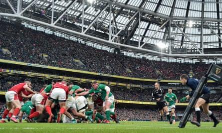 Ireland v Wales