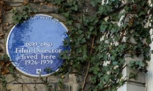 """Blue Plaque 153 Cromwell Road, Kensington & Chelsea, London"""