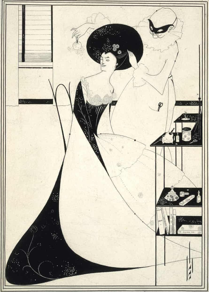 The Toilette of Salome, 1893.