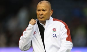 Eddie Jones bemoaned the fall of rugby's culture of respect.