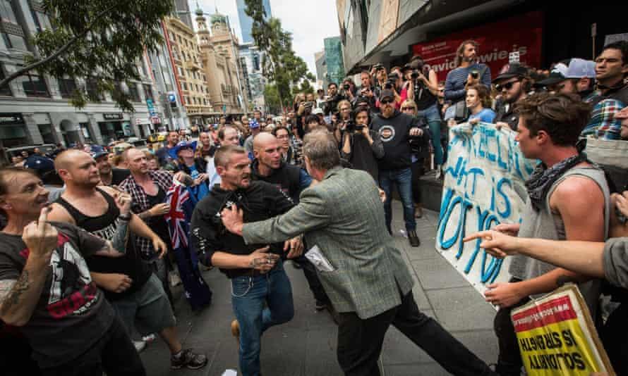 Reclaim Australia rally, Melbourne