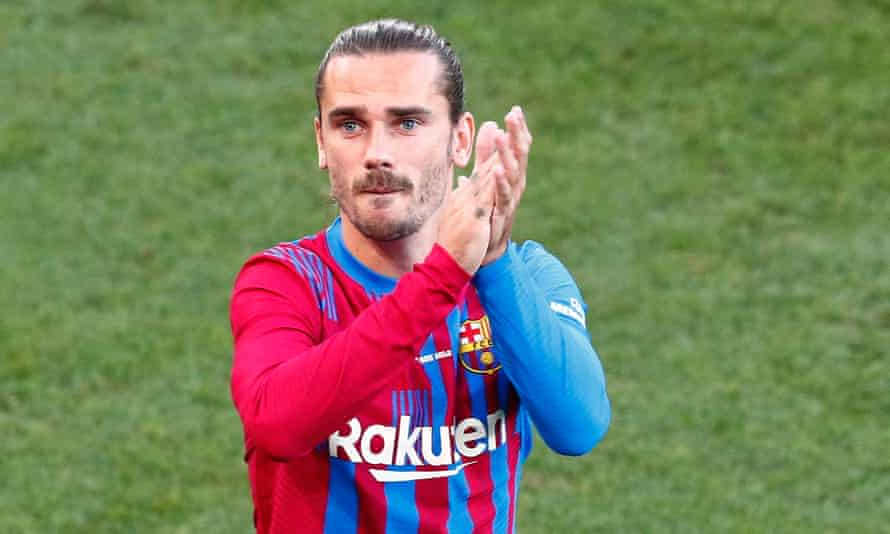 Antoine Griezmann will be hoping to shine for Barcelona this season in the absence of Lionel Messi.