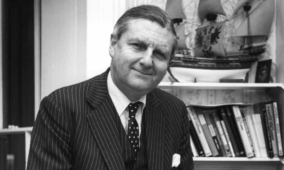 Patrick Mayhew in 1986. He was a minister throughout the Thatcher and Major years, serving as solicitor general, attorney general and then as Northern Ireland secretary for five years.
