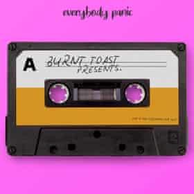 Burnt Toast Presents Podcast poster/logo