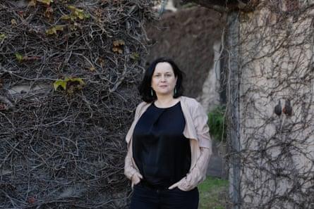 Australian novelist Delia Falconer