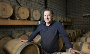 Karel Henckens, who runs the wineyard Wijndomein Aldeneyckon