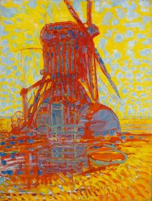 Mill in Sunlight (1908).