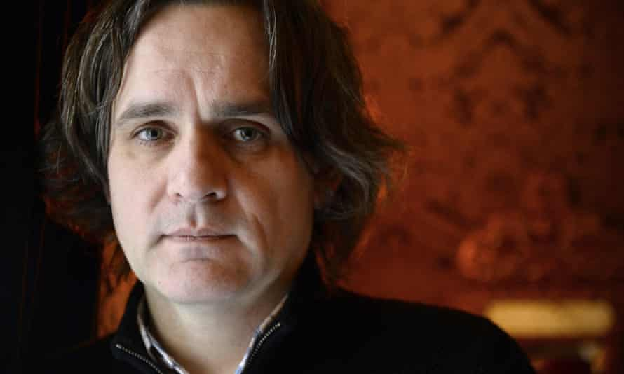 Charlie Hebdo editorial manager and cartoonist Laurent Sourisseau, nicknamed Riss,