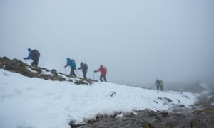The Montane Spine Race is a 268 mile non-stop challenge encompassing the entire Pennine Way