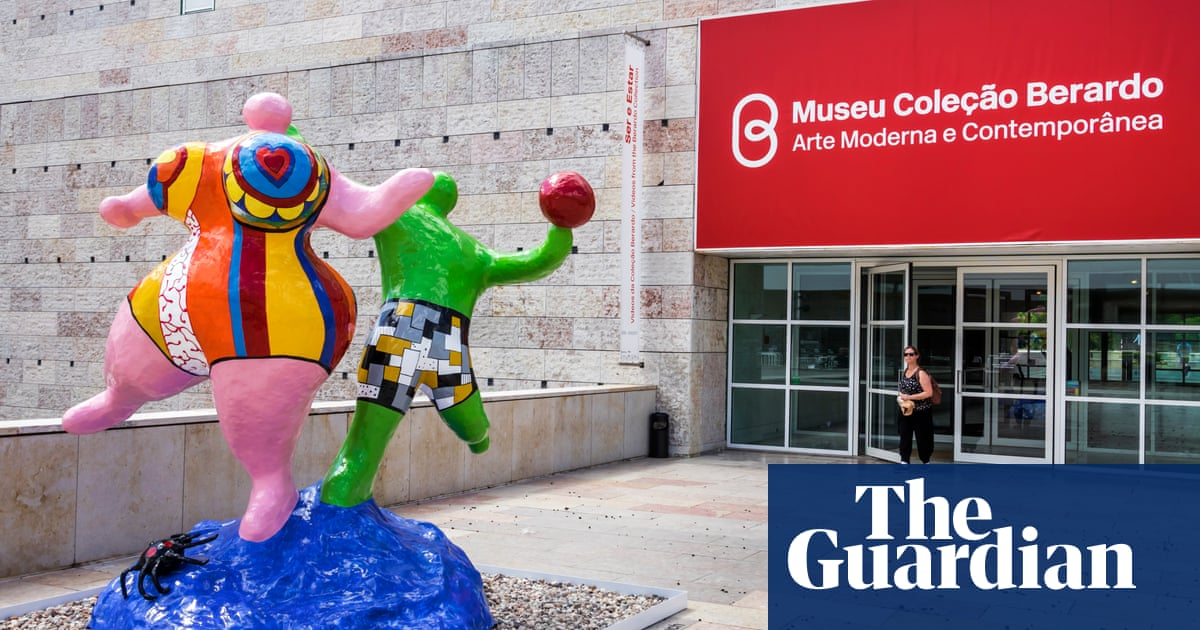 Portugal seizes art from businessman who owes almost £1bn
