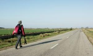 Walk this way … Camino Skies