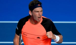 Cameron Norrie will be making his first appearance in the main draw in Melbourne