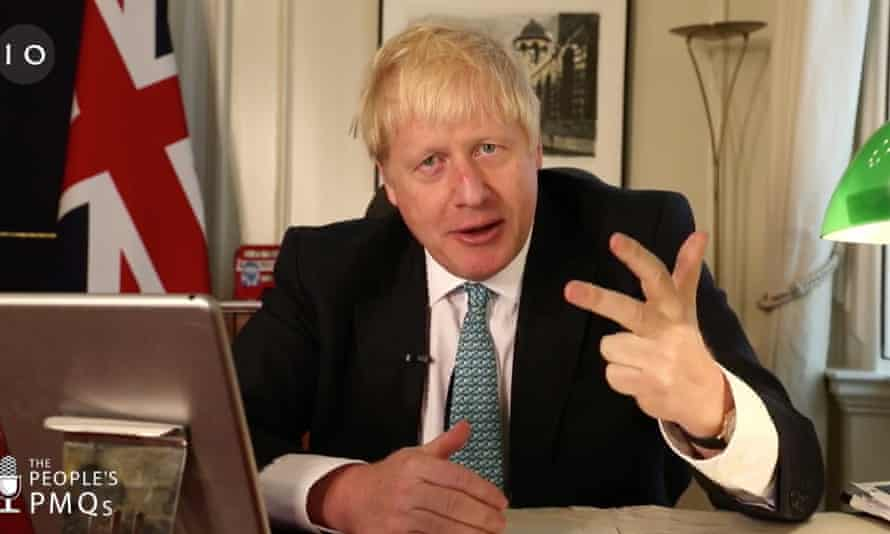 'It is irrelevant that Boris Johnson describes EU citizens as friends and promises that their rights will not be trampled. His readiness to pursue a no-deal Brexit proves the opposite.'