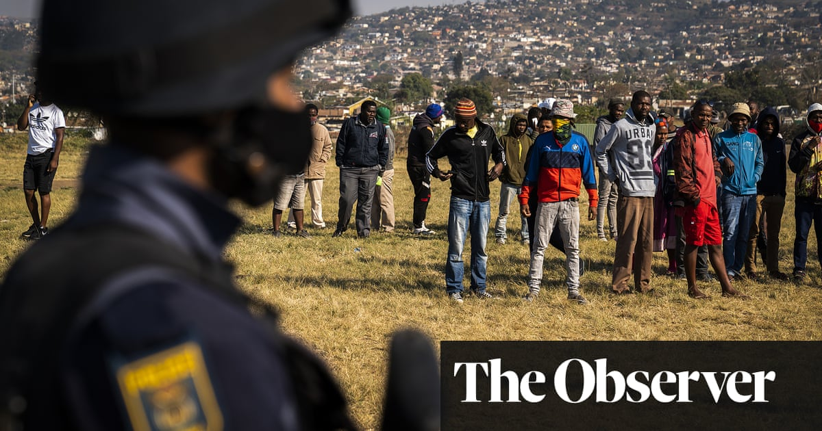 South Africa's leaders fear fresh wave of violence by Zuma loyalists