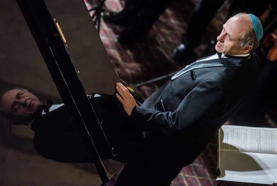 'Fearless': conductor Iván Fischer.