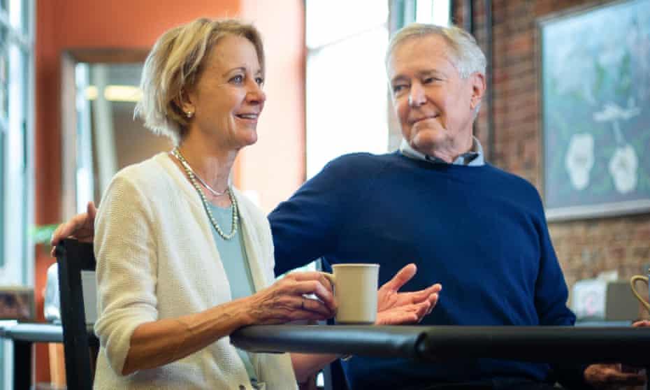 Deborah Fallows and James Fallows