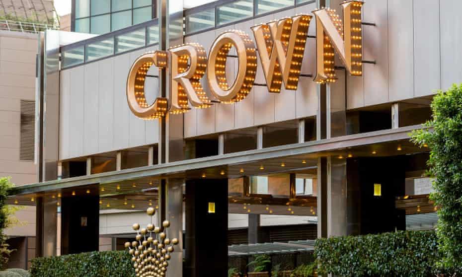 File photo of Crown casino