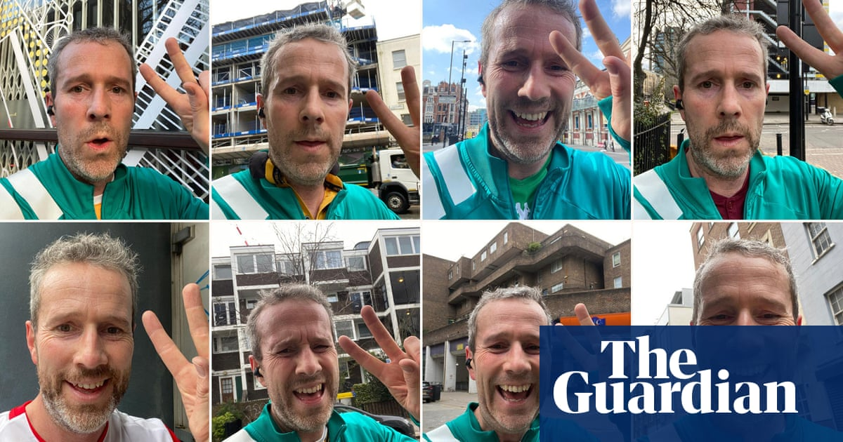 This one's for you, Will: losing a friend and learning not to hate running | Max Rushden