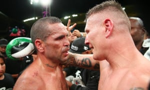 Danny Green edges out Anthony Mundine in boxing grudge ...
