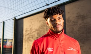 Tyrone Mings has set up academies in Bristol and Birmingham with children charged £6 a session.