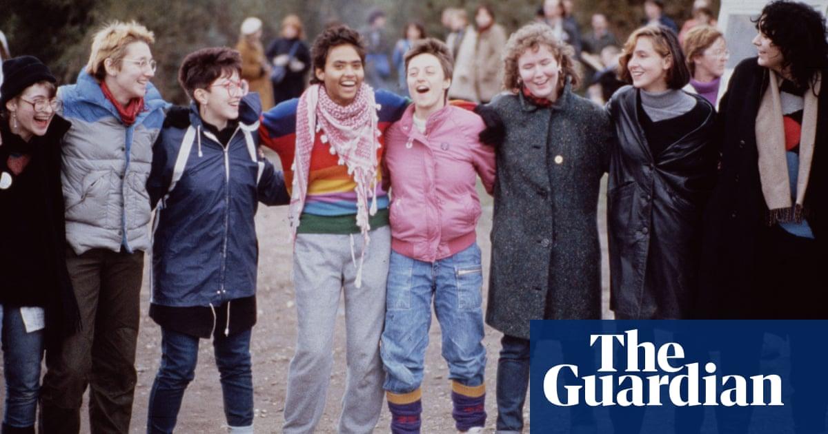 'A demonstration of female energy': Greenham Common memories