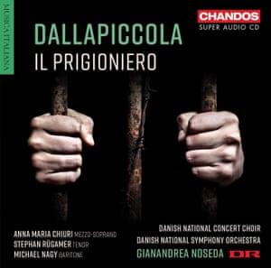 Dallapiccola: Il Prigioniero album art work