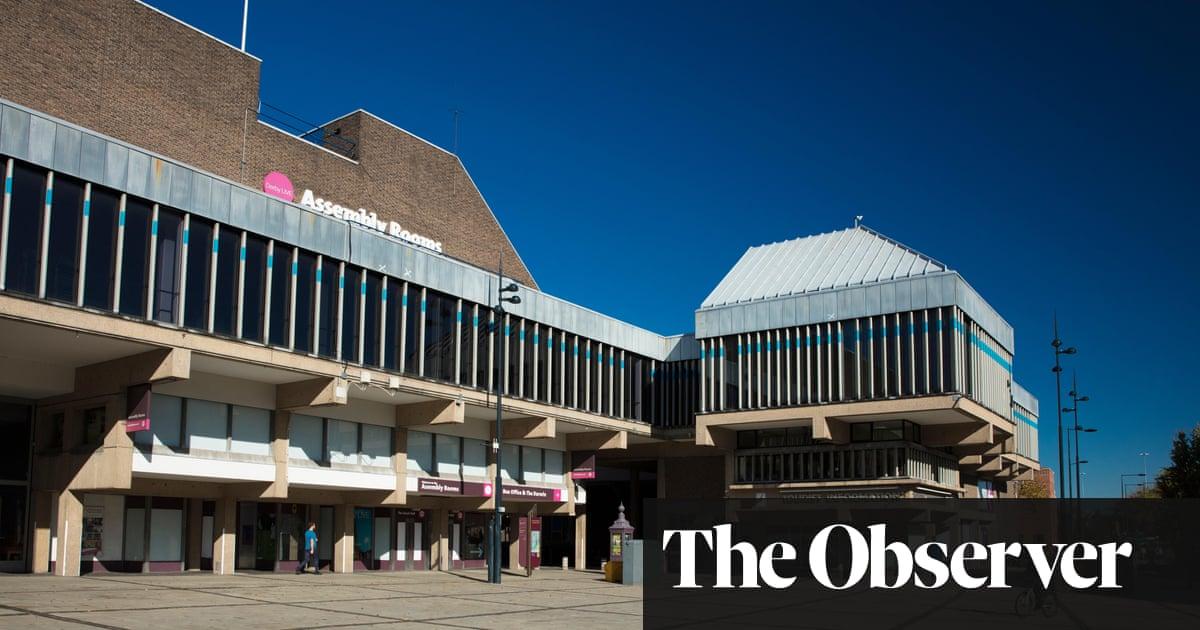 Last-ditch bid to save Derby's postwar modernist gem from bulldozers