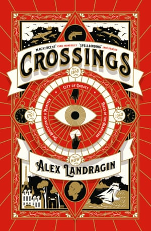Cover image for Crossings by Alex Landragin