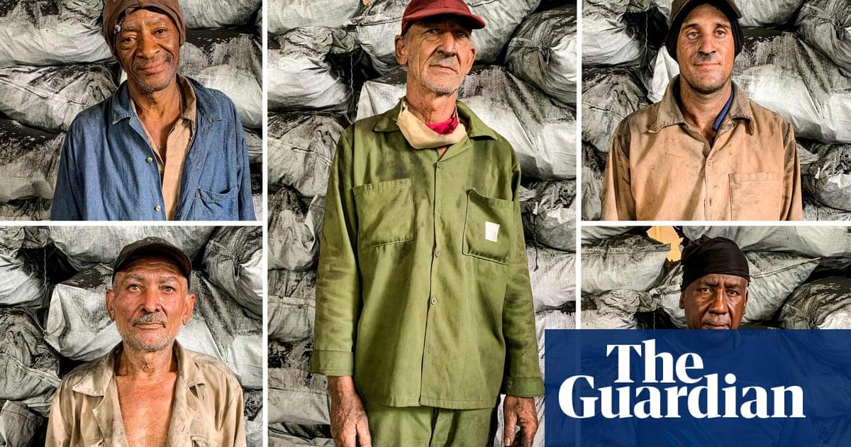 The charcoal men of Cuba – a photo essay