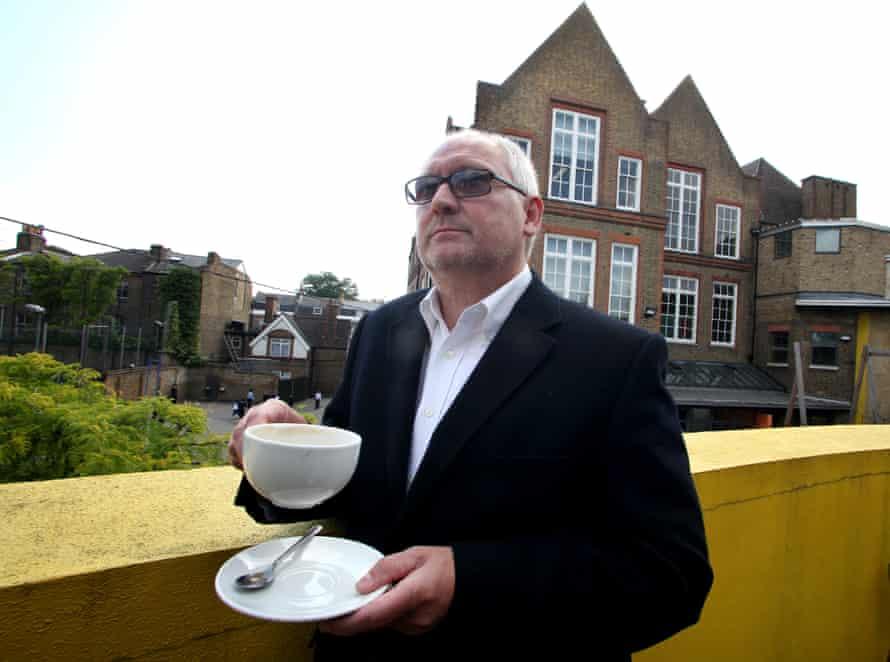 Greg Martin, when he was head of Durand academy primary school