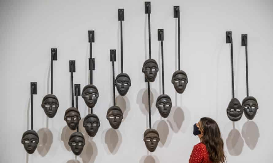Theaster Gates's A Clay Sermon at the Whitechapel Gallery.