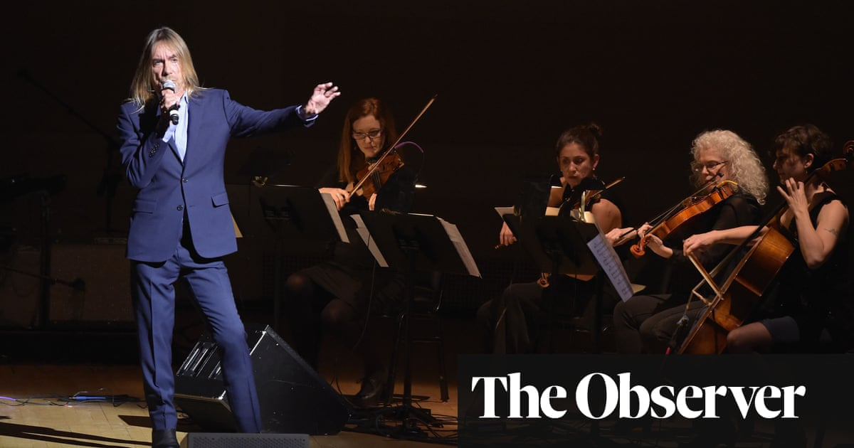 A Sound Mind by Paul Morley review – a musical odyssey