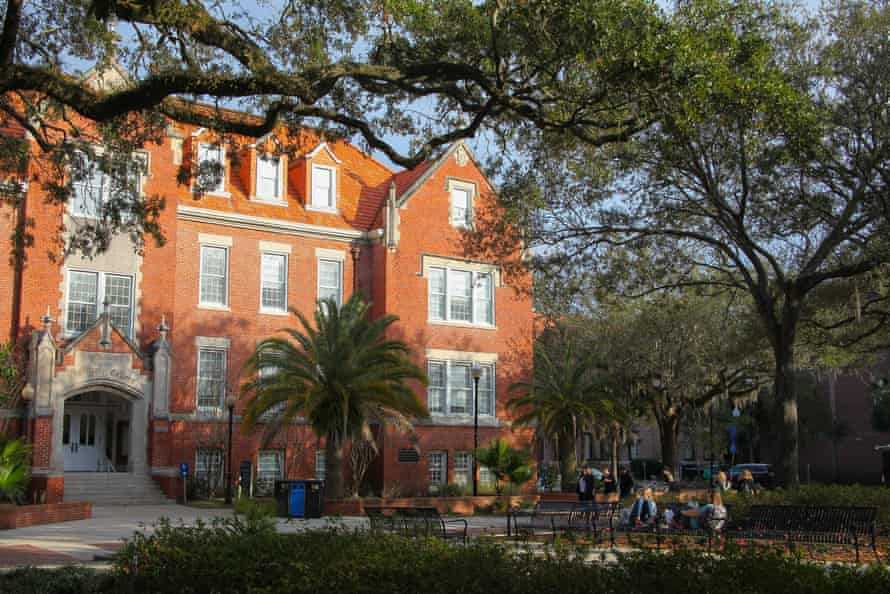 The University of Florida where Gretchen Casey was a student.