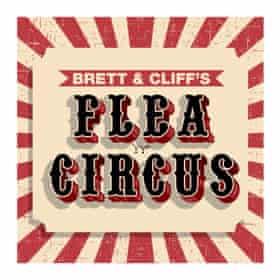 Brett & Cliff's Flea Circus Poster logo