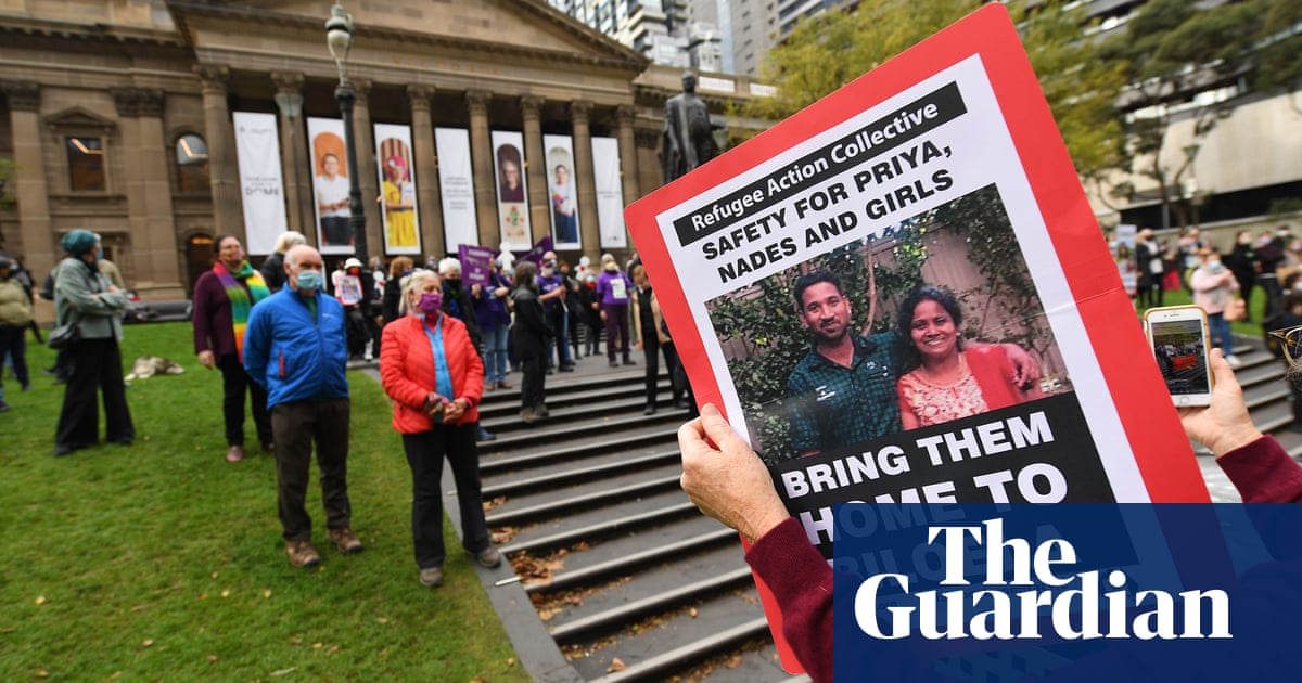 Biloela family to reunite on Australian mainland but visa status expected to remain unchanged