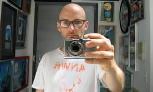 'You want to hug the little sci-fi fan very hard': Moby in 2006