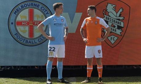 Melbourne City v Brisbane Roar: A-League season opener – live!